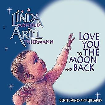 Linda Arnold - liebe dich auf den Mond & zurück [CD] USA import