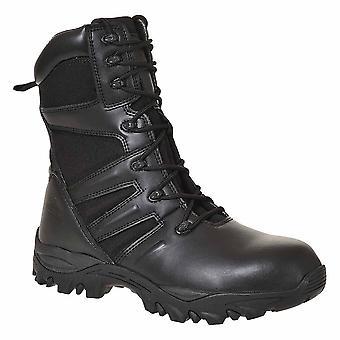 sUw Mens Steelite TaskForce Arbeitskleidung Knöchel Sicherheitsstiefel S3 HRO