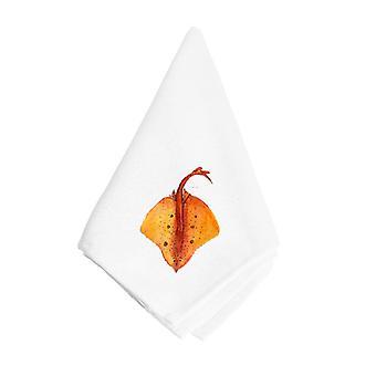 Carolines trésors 8354NAP Blonde Stingray serviette