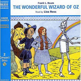 L. Frank Baum - Ihmemaa Oz [CD] USA tuonti