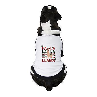 Falala 骆驼宠物棒球球衣可爱的宠物主人礼物小狗衣服