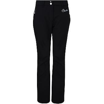 Dare2b hyvät huomautuksen vesitiivis hengittävä vahvistettu Ski housut musta