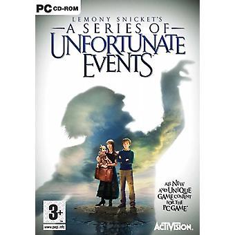 Lemony Snickets A Series Of Unfortunate Events (PC) - Fabrik versiegelt