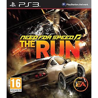 Need for Speed The Run (PS3)-fabriken förseglad