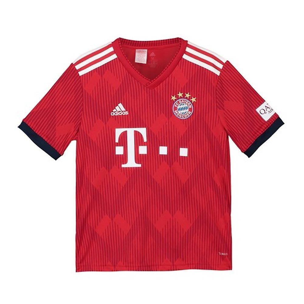 2018 2019 Bayern Munich Adidas Home Shirt (Kids)