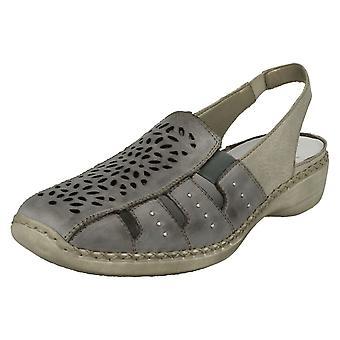 Ladies Rieker Casual Shoes 41390