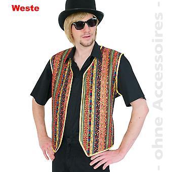 Orgue de barbarie musicien de rue Leikastenspieler joueur costume de meneur de jeu de costume Monsieur