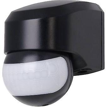 Kopp 823805017 Wall PIR motion detector 180 ° Relay Black IP44