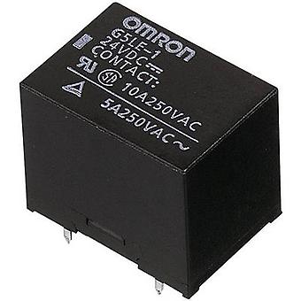 Omron G5LE-1-VD 24 VDC PCB relay 24 V DC 8 A 1 change-over 1 pc(s)