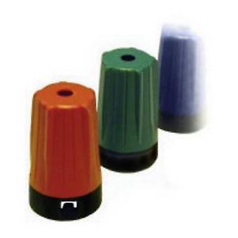 Cable sleeve Neutrik BST-BNC-SET/MIX Red, Green, White, Blue, Black, Brown, Orange, Yellow, Violet, Grey 10 pc(s)