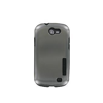 Incipio DualPro Shine Case for Samsung Galaxy Express SA-352 (Silver/Black)