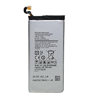 Stoff zertifiziert® Samsung Galaxy S6 Batterie / Batterie Grade A +