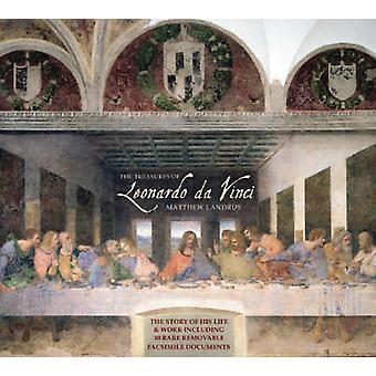 Die Schätze von Leonardo Da Vinci von Matthew Hayden Landrus - 978023