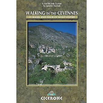 Wandelen in de Cevennes - 31 wandelingen en de ronde van Mont Lozère door Jane