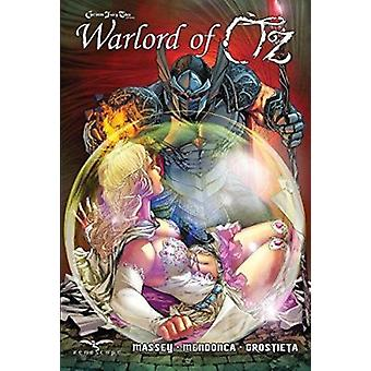 Warlord of OZ (Grimm Fairy Tales - the Oz Trilogy) by Jeff Massey - 9