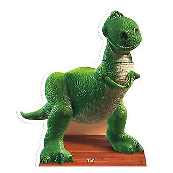 Rex - Toy Story Lifesize Cardboard Cutout / Standee