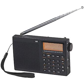 TechBrands Compact World Band Radio w/ SSB