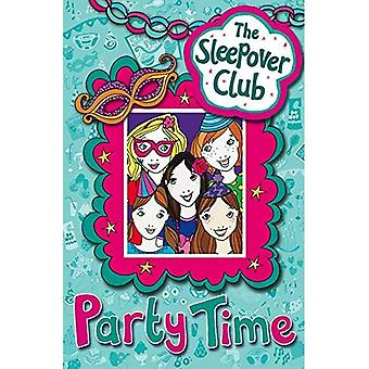 Party Time (der Sleepover Club)