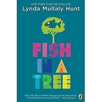 Fisk i et tre