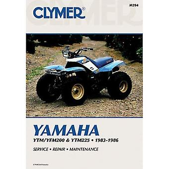 Yamaha YTM/YFM 200 and 225 1983-86: Clymer Workshop Manual