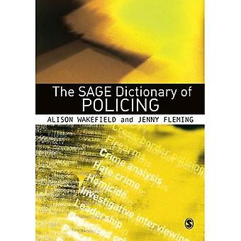 SAGE ordboken av polisarbete