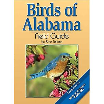 Birds of Alabama Field Guide: Companion to Birds of Alabama Audio CDs