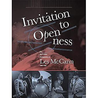 Uitnodiging tot openheid: De Jazz & ziel fotografie van Les McCann 1960-1980