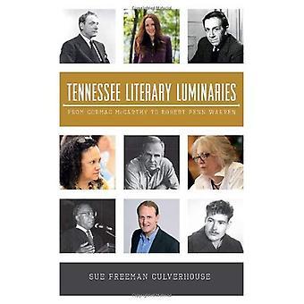 Tennessee luminares literários: De Cormac McCarthy, Robert Penn Warren