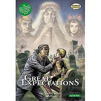 Great Expectations The Graphic Novel: Quick Text (British English)