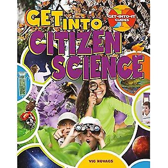 Päästä Citizen tiede