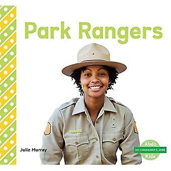 Park Rangers (ma communauté: emplois)