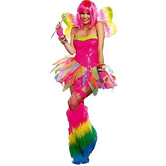 Rainbow Fairy Adult Costume