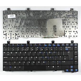 HP جناح DV4126AP-EE528PA أسود المملكة المتحدة تخطيط استبدال لوحة المفاتيح المحمول