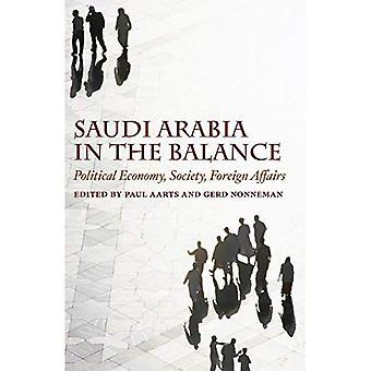 Saudi-Arabia-saldo: poliittisen talouden, yhteiskunnan, ulkoasiain