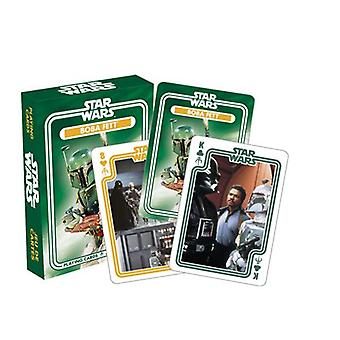 Star Wars Bobba Fett jeu de 52 cartes (nm)