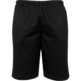 Cotton Addict Mens Polyester Micro Mesh Casual Shorts
