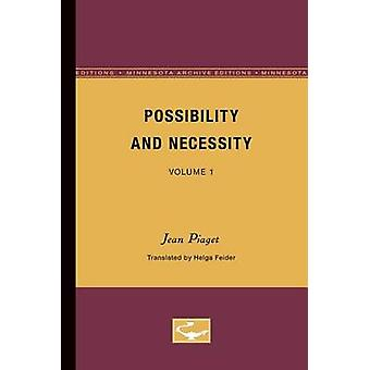 Possibility and Necessity - Volume 1 by Jean Piaget - Helga Feider - 9
