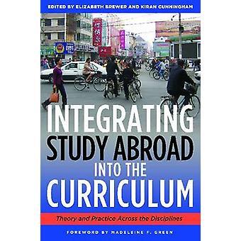 Integratie van studie in het buitenland in het curriculum-theorie en praktijk ACR