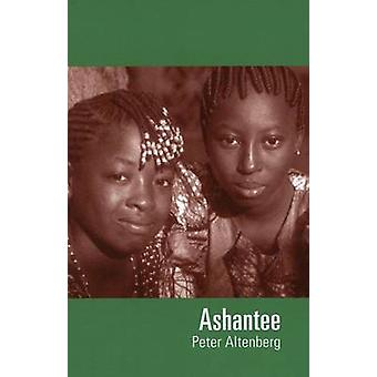 Ashantee by Peter Altenberg - 9781572411555 Book