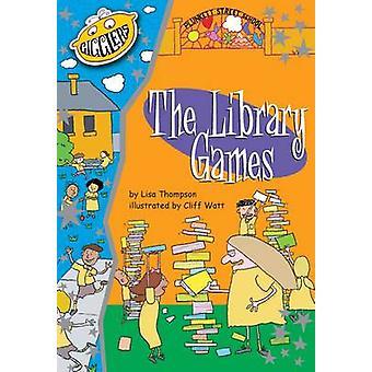 Plunkett Street School - The Library Games by Lisa Thompson - 97817846