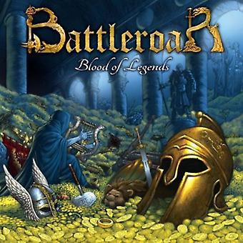 Battleroar - Battleroar-Blood of Legends [CD] USA import