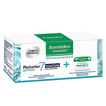 Somatoline Gel Reductor Ultra Intensivo 7 Noches Set 2 Pz For Women