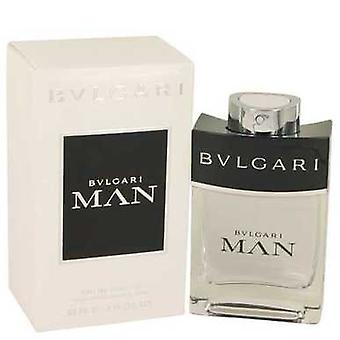 Bvlgari Man By Bvlgari Eau De Toilette Spray 2 Oz (men) V728-489377