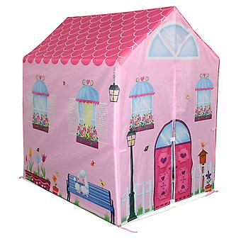 Charles Bentley Kinder's Playhouse/Wendyhouse Spielzelt Pink