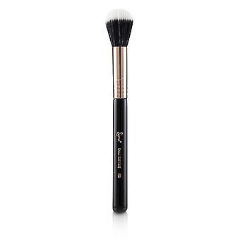 Sigma Beauty F55 små Duo Fibre Brush - # koppar