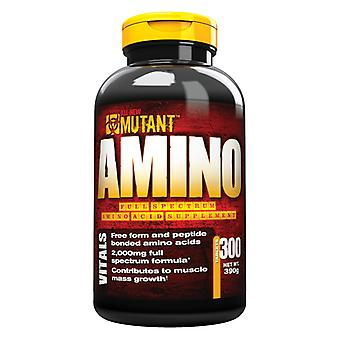 Mutant amino Full Spectrum supplement