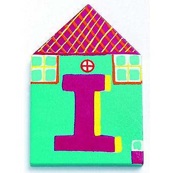 Djeco Letter Casita - I (Babies and Children , Toys , Others)