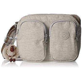 Kipling Patti - Women's Beige Shoulder Bags (Pastel C) 25x19x8.5 cm (W x H x L)