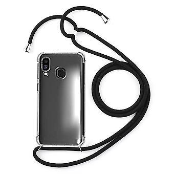 Samsung M20 Mål Transparent med sladd