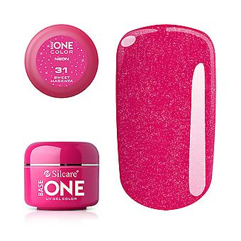 Base um-Neon-Sweet Magenta 5g UV Gel